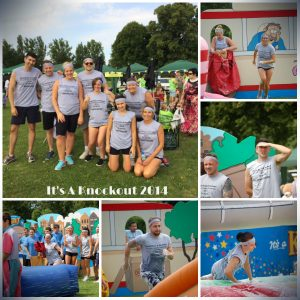 Its a knockout 2014 collage